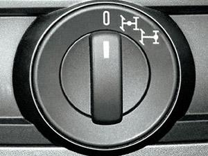 Drehschalter für MAN HydroDrive®