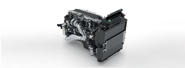 Euro 6 Common Rail engines
