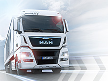 MAN TGX EfficientLine 2