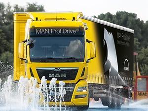 MAN ProfiDrive®: camions