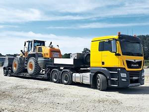 Formation spécifique au transport de charges lourdes