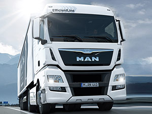 MAN TGX EfficientLine2