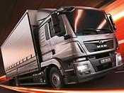 MAN TGM для развозных перевозок