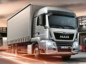 MAN TGS для развозных перевозок
