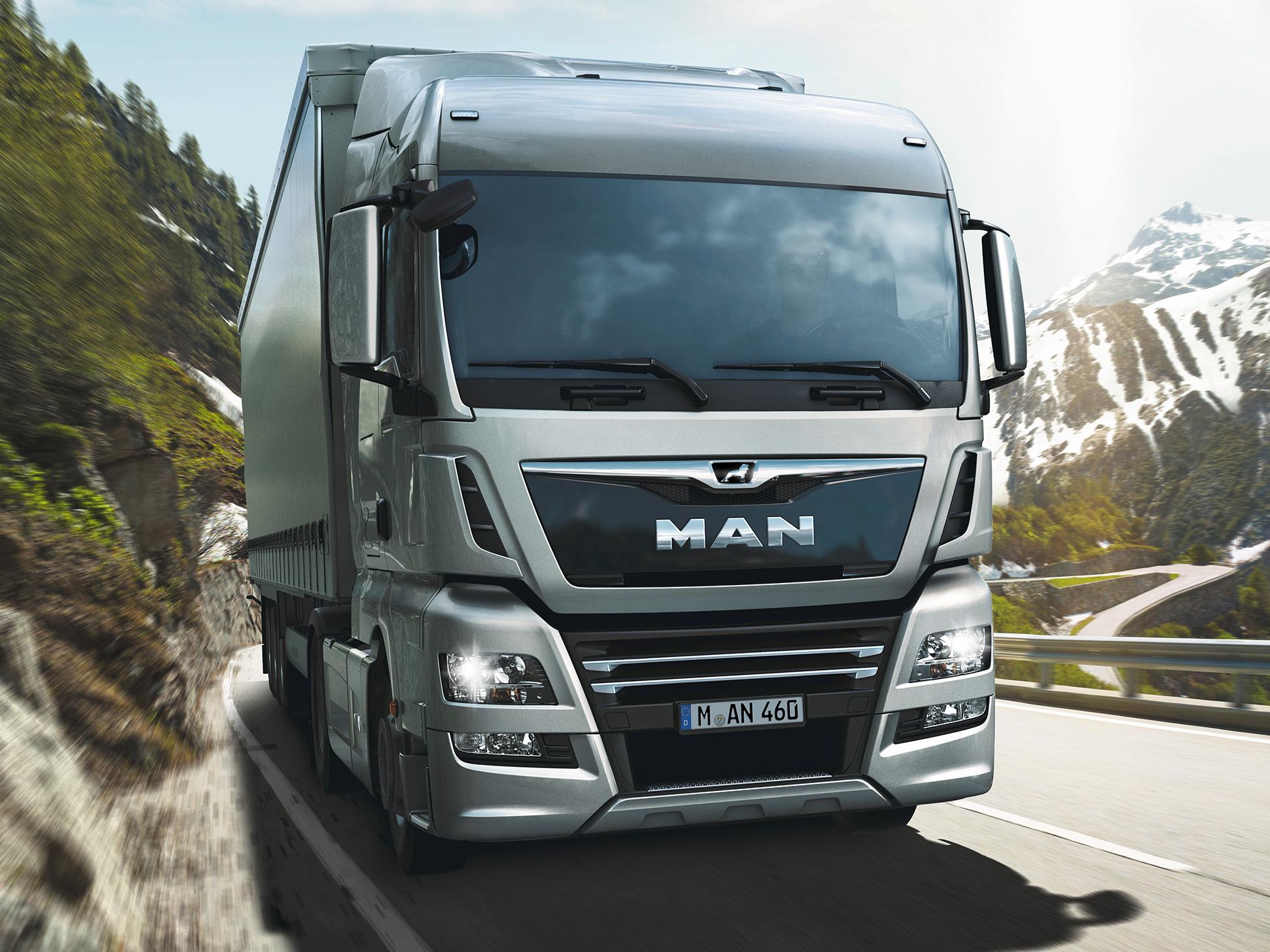 Pinetown Man Truck South Africa