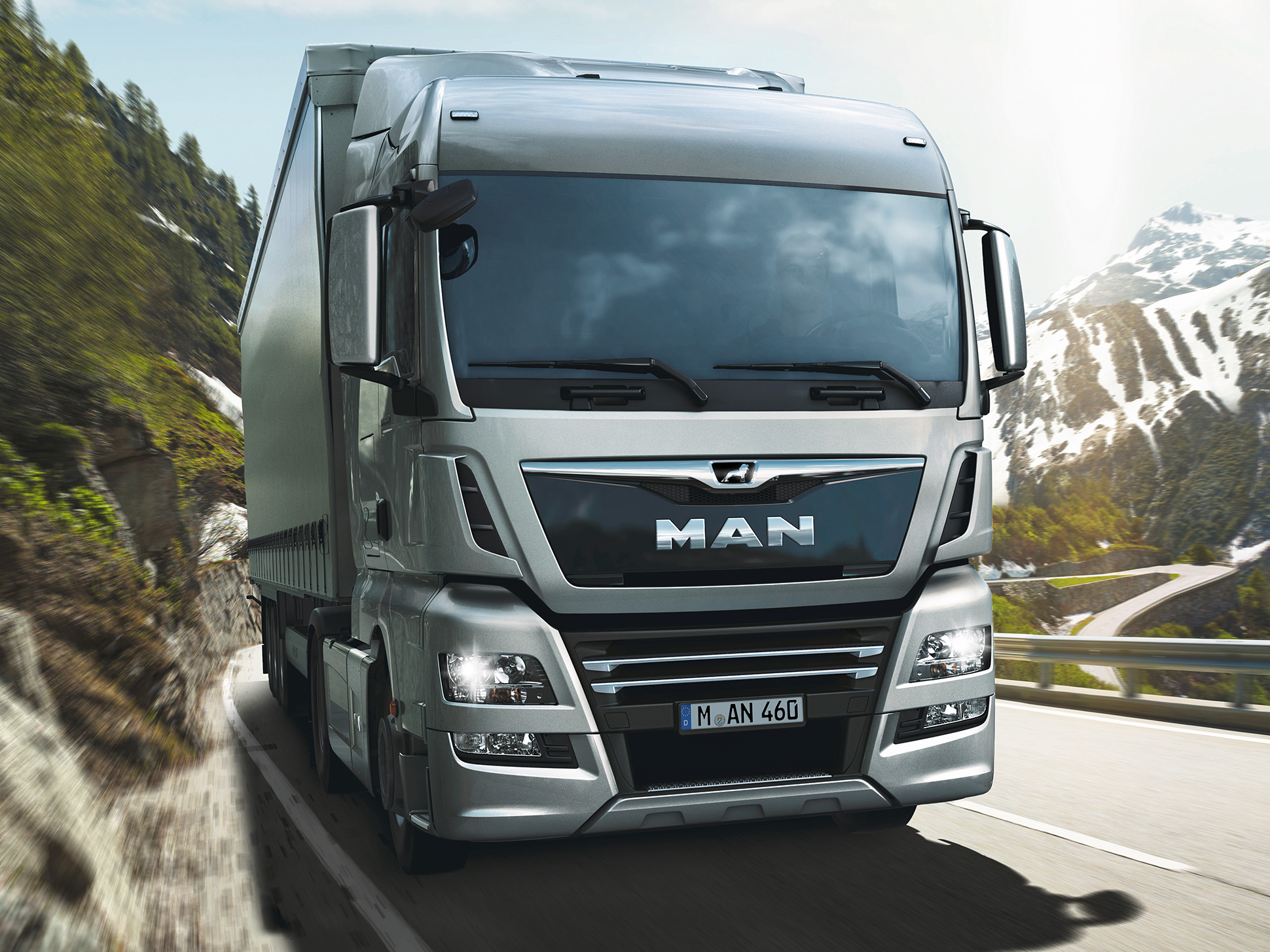 Image result for MAN truck