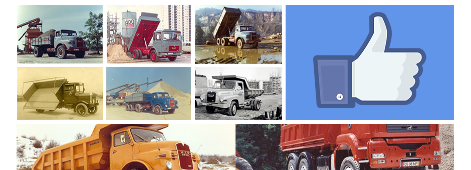 Page Facebook MAN Truck & Bus France