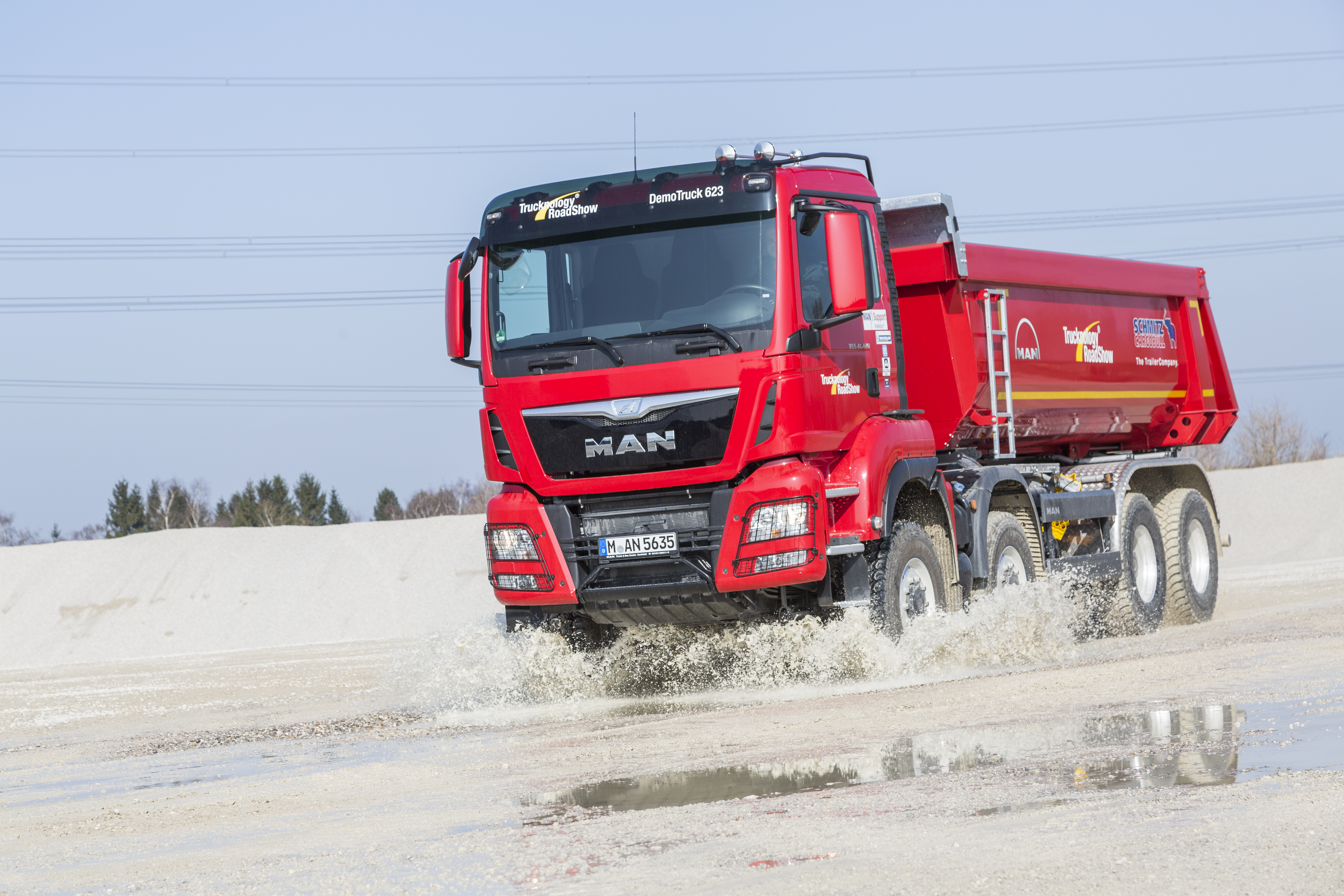 Mercedes X Off Road >> You can count on MAN | MAN Truck Germany