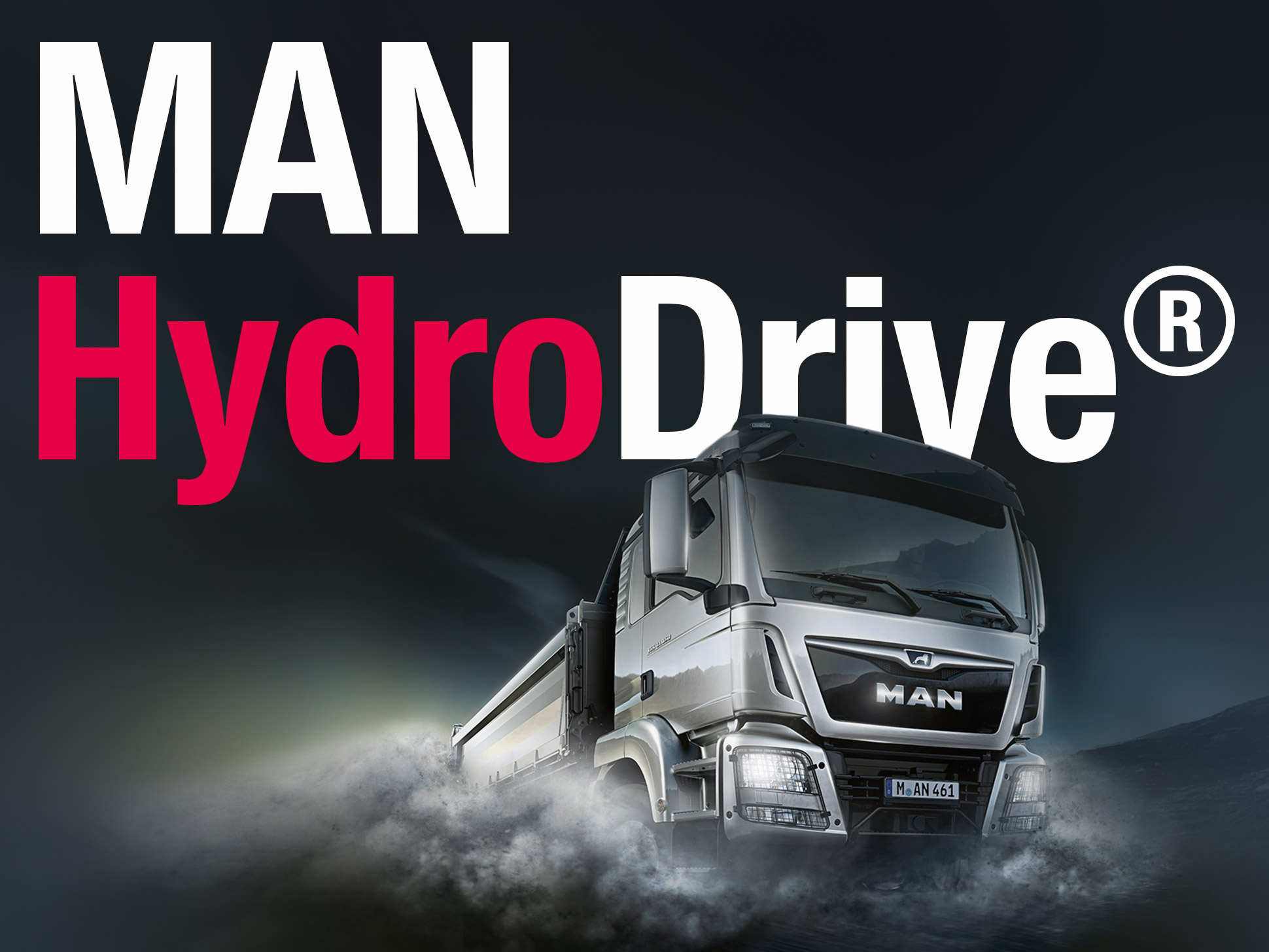 MAN traction vehicles with HydroDrive®