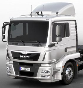 Man Truck Konfigurator